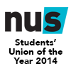 NUS HE Students' Union of the Year 2014